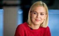 NETOBULOS. Monika Linkyt� � atvirai apie įveiktas baimes, konkurencij� ir dr�s� klausyti savo širdies