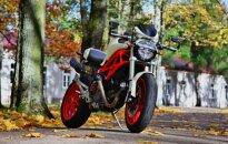 2010 m. gamybos Ducati Monster 1100 ABS