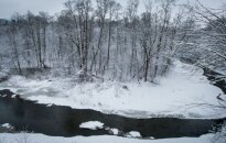 Orai: skubėkite džiaugtis sniegu