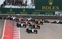 """Formulės-1"" planuose – naktinis etapas Las Vegase"