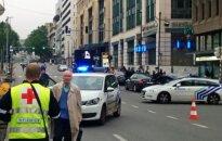 Prokuroras: per antiteroristinę operaciją Belgijoje sulaikyti du asmenys