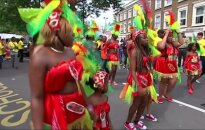 Londone įsibėgėjo Noting Hilo karnavalas