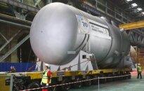 The Astravyets nuclear reactor