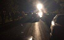 Avarija prie Kauno: trys žmonės sužaloti, 17-metis vairuotojas reanimacijoje