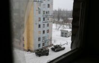 Rytų Ukrainoje turėtų įsigalioti paliaubos