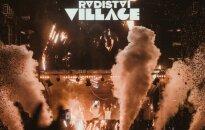 """Obuolių saloje nugriaudėjo dvi dienas ir naktis vykęs festivalis """"Betsafe Radistai Village'17"""""""