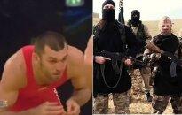 Čamsulvara Čamsulvarajevas ir Islamo valstybės kovotojai (Sipa nuotr.)