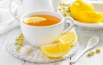Arbata su citrina