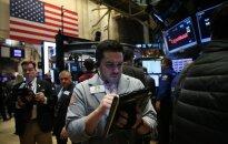 """""""Biržos laikmatis"""": akcijų kainos kilo investuotojams laukiant žinių dėl mokesčių mažinimo JAV"""