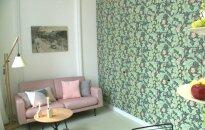Dizainerė 25 kv. m erdvėje įkūrė funkcionalius namus
