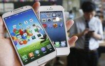 Geriausiai pasaulyje parduodamų išmaniųjų telefonų Top-10