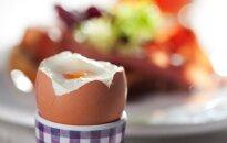 Ką galima pasakyti apie žmogų pagal tai, kaip jis valgo kiaušinius