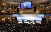 Prezidentė Miuncheno konferencijoje