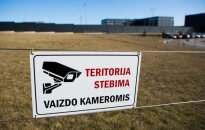 New State Security Department building in Pilaitė, Vilnius