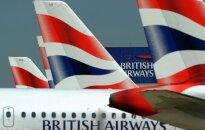 """Dėl IT gedimo """"British Airways"""" atšaukė dalį skrydžių, nepatogumus patyrė keleiviai visame pasaulyje"""