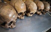 dr. Jono Basanavičiaus surinktos ir aprašinėtos kaukolės