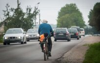 Vilniuje bus stebimi dviračių srautai