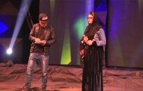 Afganistanas renka savo talentą: šeimos pasmerktos dainininkės ir reperio dvikova