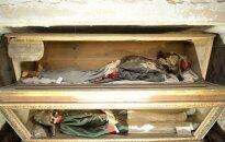 Palermo mumijos (Daniele La Monaca nuotr.)