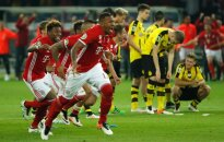 "Miuncheno ""Bayern"" futbolininkų triumfas"
