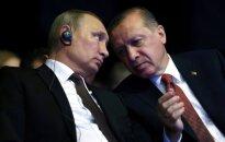 Turkijos sultono reveransas Maskvai turi konkretų tikslą