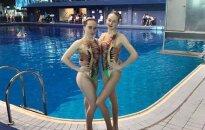 Urtė Dambrauskaitė ir Natalija Ambrazaitė