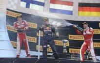 Istoriją pakeitęs M. Verstappenas: negaliu tuo patikėti