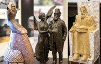 J. Basanavičiaus skulptūros idėjos