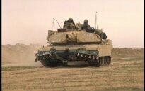 "Tankas M1 ""Abrams"""