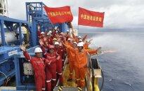 """Kinija išgavo """"degųjį ledą"""": rezultatus vadina revoliucingais"""