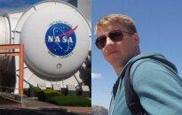 KTU studentas NASA