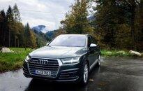 Audi SQ7 bandėme automagistralėse ir kalnuose prie Miuncheno