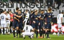 """Bundesliga, Menchengladbacho """"Borussia"""" - Leipcizgo """"Rassenballsport"""" (tamsi apranga)"""