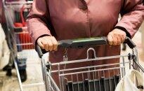 Palygino pigiausių prekių krepšelius prekybos tinkluose