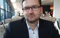 Zigmo sėkmės istorija: kaip 27-erių jaunuolis tapo Centrinės Europos regiono verslo analitikos vadovu