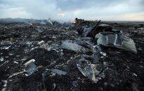 Ukrainoje nukrito Malaizijos oro linijų lėktuvą