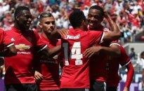 Manchester United futbolininkai