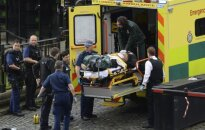Terrorist attack in London