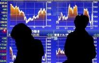 JAV akcijų rinka auga