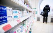 Kompensuojamųjų vaistų sąraše neliks 169 pavadinimų