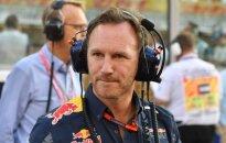 """C. Horneris: kitais metais bus sunku įveikti """"Mercedes"""""""