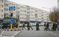 Naujovė Panevėžyje: šviesoforai veiks visą parą