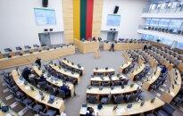 Seime – pirmieji siūlymai biudžete papildomai numatyti beveik 90 mln. eurų