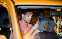 Reido metu neblaivus prie vairo sučiuptas šokėjas A. Bajoras: alkotesteris parodė daugiau nei promilę