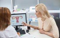 Nulinę vėžio stadiją iš ginekologės išgirdusi mergina papasakojo, ką tai reiškia