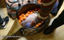Iš Ispanijos į Latviją kilogramus narkotikų gabenusi čigonė sučiupta Šiauliuose