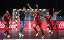 Serbijos salės futbolo rinktinės žaidėjai