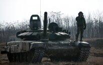 Estija tvirtina, kad Rusija ruošiasi dislokuoti savo karius Baltarusijoje