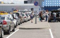 Taksi paradoksas: važiuoji ten pat – moki skirtingai