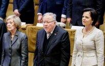 Alma Adamkienė, Vytautas Landsbergis, Janina Butkevičienė